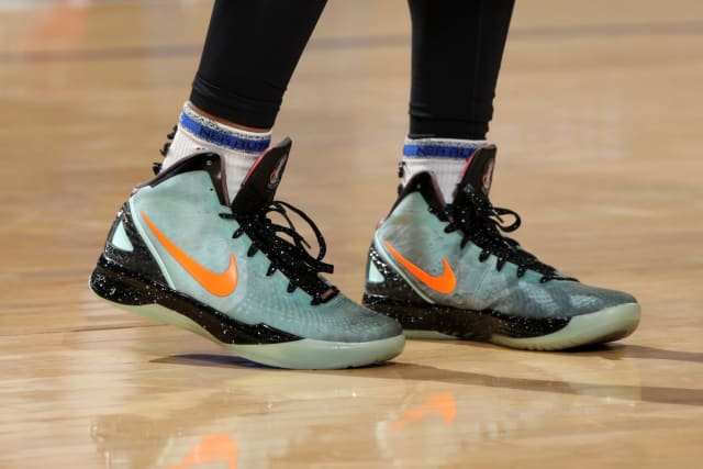 695de90d4a2 Which NBA player had the best sneakers in Week 25
