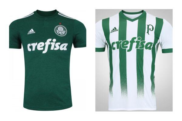5483b5269f7b0 Qual a camisa mais bonita do Brasileirão de 2018  - Esportes - R7 ...