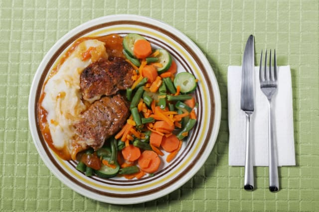 ALWAYS plan the next nights dinner the day before. Sometimes you can hit the basics and make your husband this type of dinner. Other times you can go all out and show him a new recipes. You could also make him his special food some days. You should be ready with dinner before your husband comes from work.