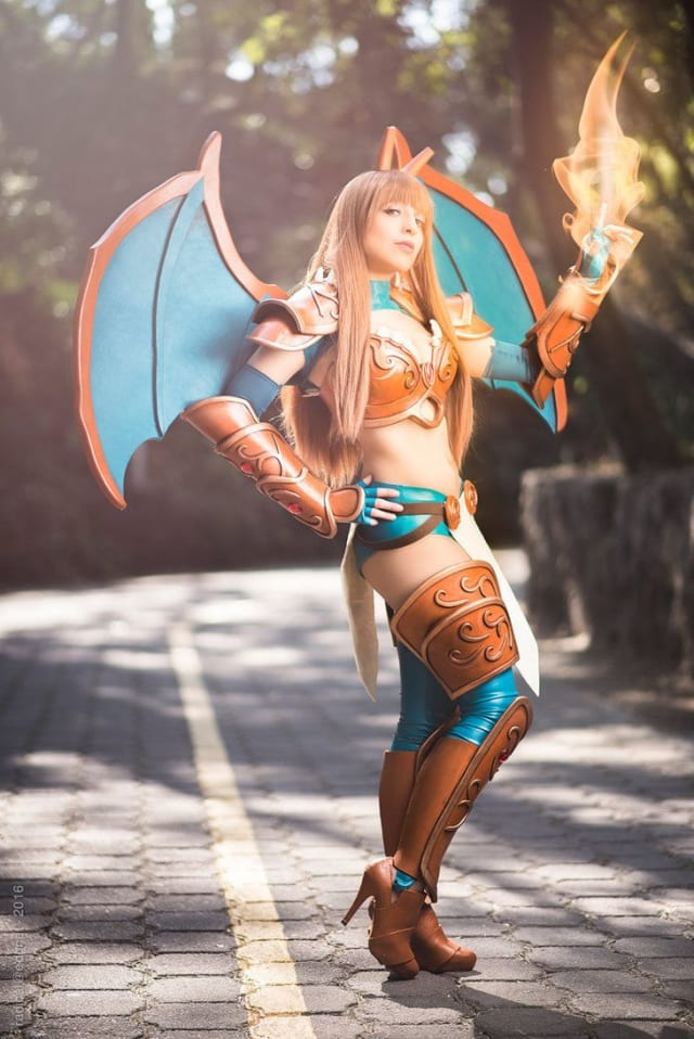 Por: ShirahimeCosplay