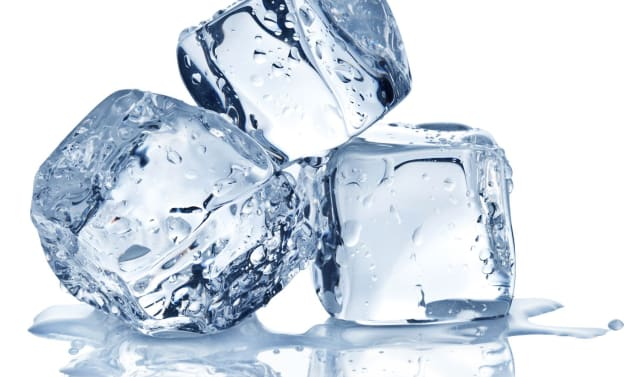 Rub her clit with ice! Rub her whole vagina with ice! Just shove a whole tray of ice up her ass! Being uncomfortable and numb is sexy! ICE!