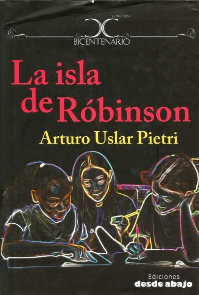 El libro relata la vida de Simón Rodríguez, de niño a maestro de Simón Bolívar. Al personaje le gustaba llamarse Simón Róbinson.