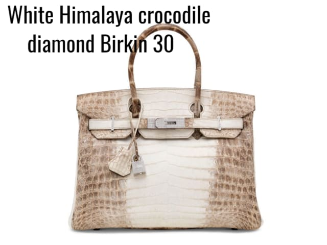 4fb2ec65d0d7 ... coupon for diamond encrusted hermes bag expected to break records 28e4b  78dc9