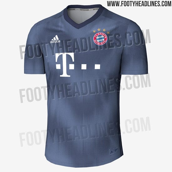 watch 678cb f2b45 Leak! So sieht Bayerns neues Champions-League-Trikot aus ...