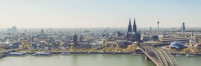 Gosh, what a beautiful country it is. I think this is a perfect place for comfort, thinking and independence. Maybe others think differently, but this is just my opinion. This is also an option for continuing with education. Above, is the city of Cologne.