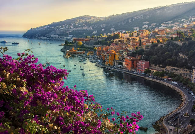 Their current national soccer team recently won the 2018 World Cup! Big deal! At least it is for me ;). Is France really the land of romance? I don't know; I guess we'll just have to find out... The city in this beautiful picture above is Villefranche sur Mer. A commune in France, obviously.