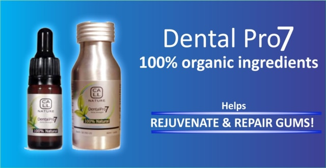 >>>>>  Click Here To Try Dental Pro 7 To Reverse Receding Gums
