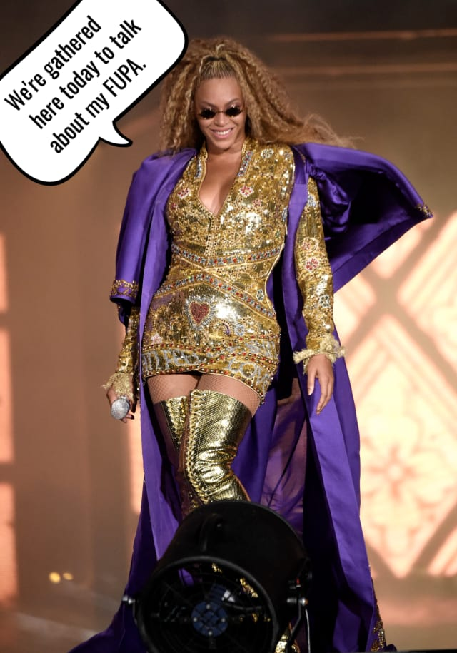 7f7be9bdd3 Beyoncé Says She Loves Her FUPA in September Issue of VOGUE - VH1 News