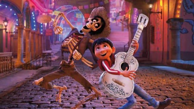 Coco de Pixar