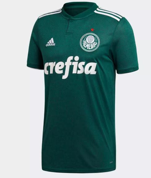 Football  Palmeiras dominate the voting for best new jersey  d78b3ac92d17c