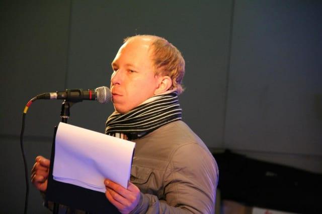 Український поет і прозаїк. Засновник Донецькогослему. Книги Олексія Чупи «Бомжі Донбасу» та «10 слів про Вітчизну» ввійшли до довгого списку преміїКнига року BBC2014 року.