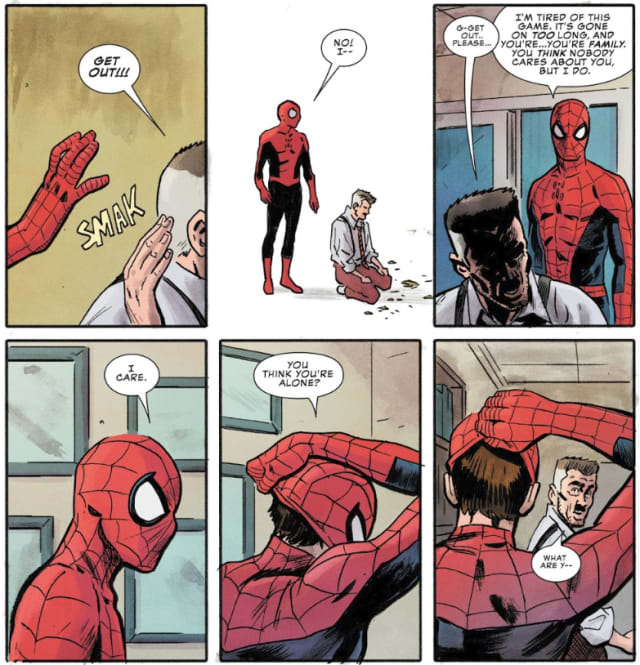 How J  Jonah Jameson Gave Us the Greatest Twist In Spider-Man
