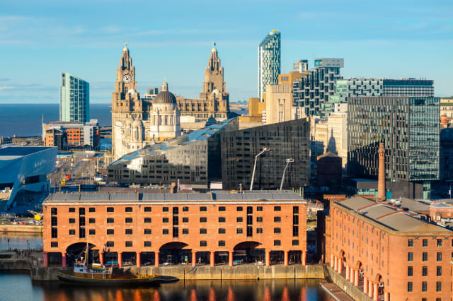 Despite being a major port known for its innovation in transportation, Liverpool was revealed as the second-worst city in England for traffic.