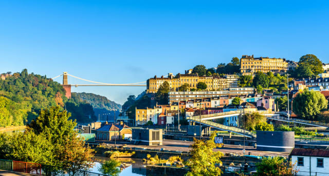 The wider district of Bristol may only have the 10th-largest population in England, but it ranks seventh in terms of traffic outside the capital.