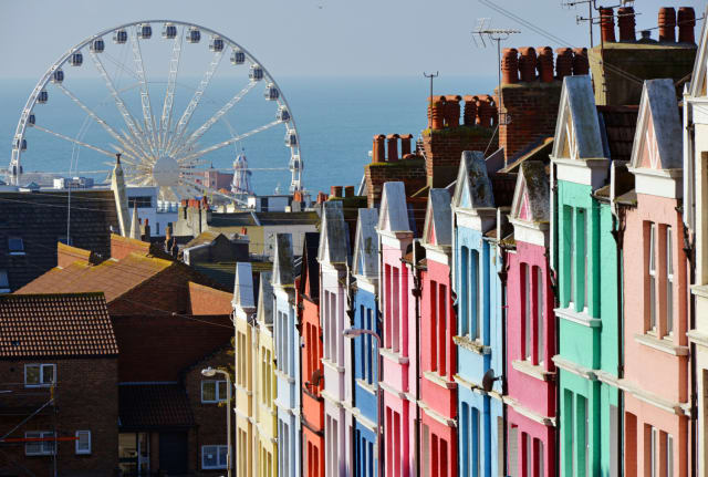 The seaside resort on the south coast of England has about 288,200 residents and is a hugely popular destination for tourists.