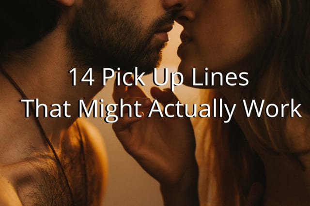14 Pick Up Lines That Actually Might Work – Better Life for Everyone