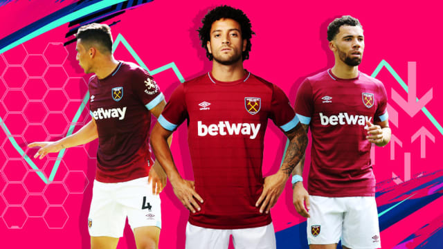 FIFA 19: How West Ham's stars stack up in Ultimate Team
