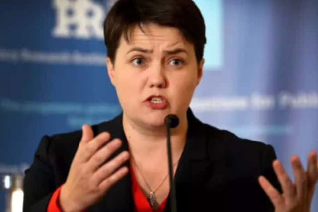 Ruth Davidson has warned Remainers that pushing for a second EU referendum on the terms of the UK's Brexit deal will put the Union at risk. FULL STORY HERE