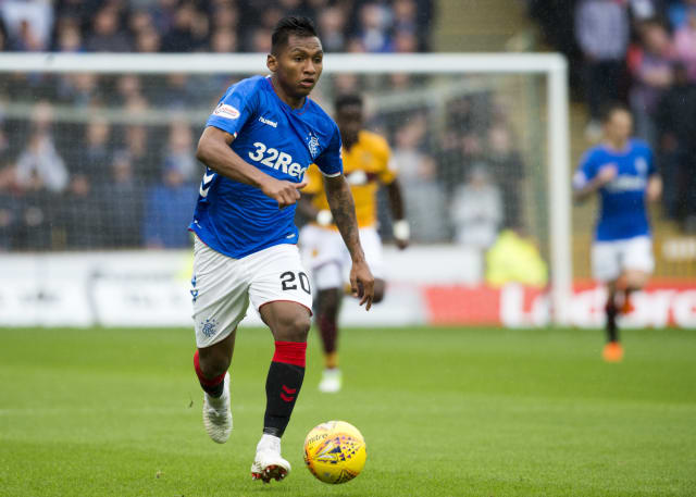 Lee Miller has labelled Rangers striker Alfredo Morelos 'disgraceful' and 'unprofessional' for refusing to shake hands at the end of Livingston's 1-0 win on Sunday. (via Scottish Sun)