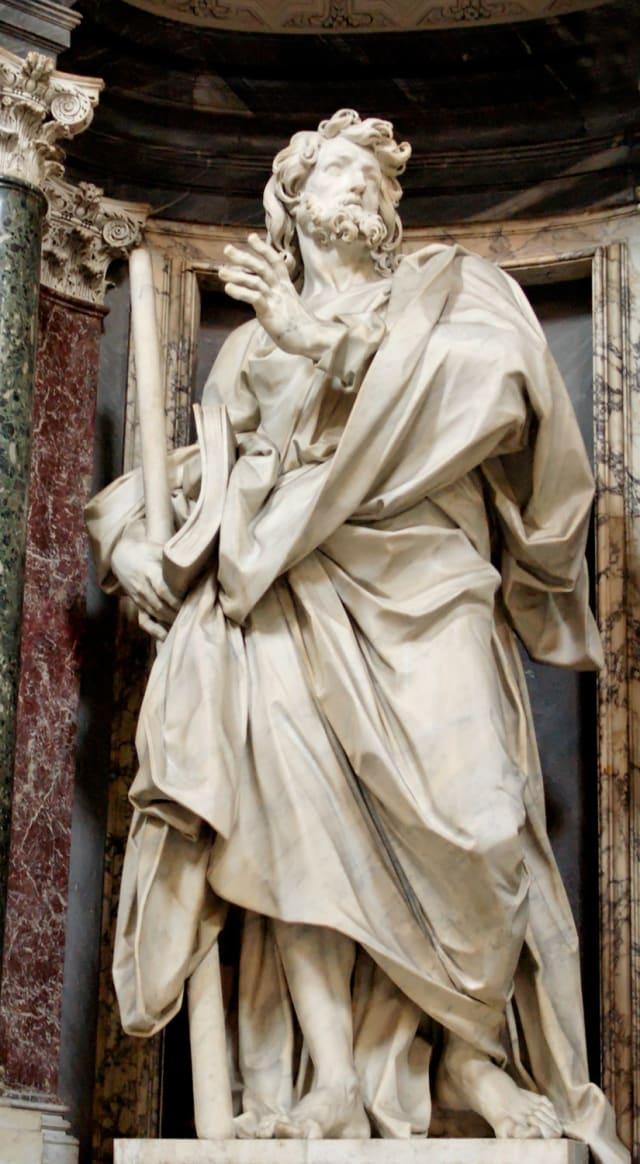 القديس يعقوب الرسول ابن حلفى