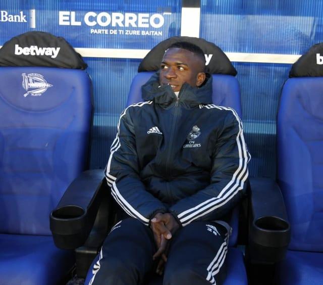 Costó 45 millones y ha jugado 12 minutos con el Real Madrid.