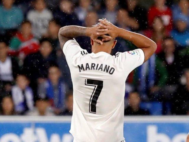 El Real Madrid pagó 21 millones. Ha jugado 105 minutos en LaLiga y 49 en Champions.