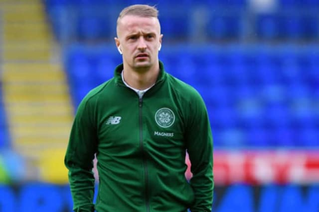 """Leigh Griffiths insists he's still fully committed to playing for Scotland and has not """"taken the huff"""" with manager Alex McLeish. Read more>>>"""