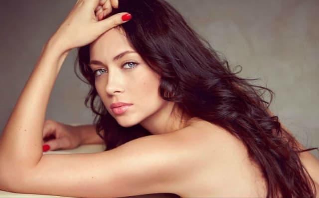 Настасья Самбурская, актриса, модель, певица
