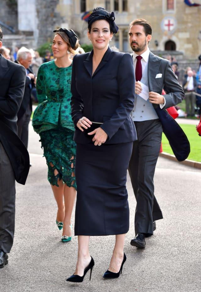 Models Singers And Actors At Royal Wedding Uk News Sky News