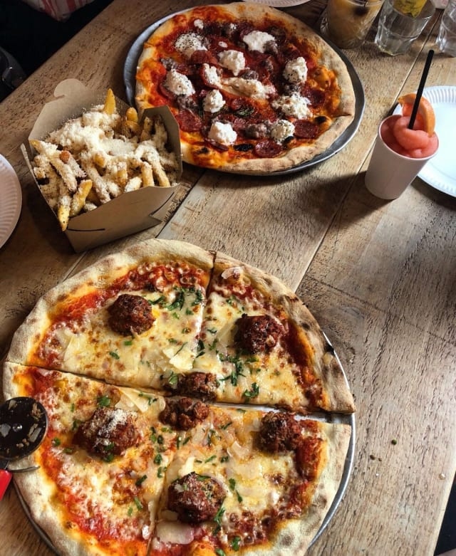 We've got some breaking foodie news that is unlikely to surprise many of our readers.Civerinos has been named among the 10 best pizzerias in the UK, according to Trip Advisor. The popular eatery, which has two establishments in the Capital, opened in 2015 and is renowned for its New York style pizza and delicious Aperol slushies.