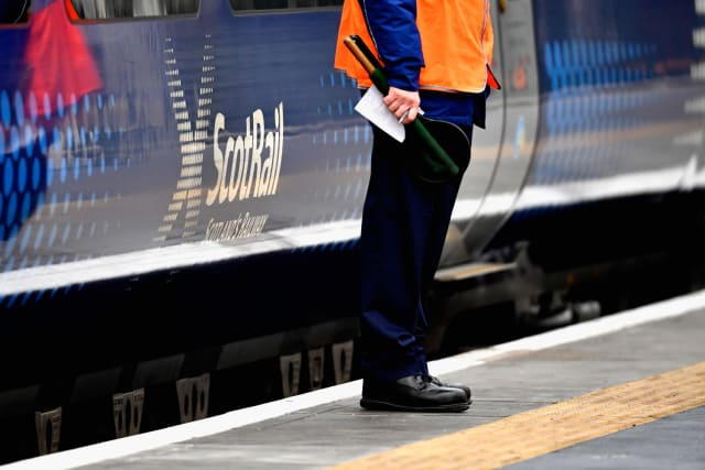 ScotRail are advising football fans travelling to the Betfred Scottish League Cup semi-finals at Hampden Park and BT Murrayfield Stadium to plan their journeys in advance.Celtic play Hearts in the 1.30pm kick off at BT Murrayfield on Sunday, 28 October, while Aberdeen travel to Hampden Park to face Rangers at 4.30pm on the same day.ScotRail has confirmed that extra carriages will be added to trains to help fans get to and from the stadiums, however trains will be much busier than normal.We reported last week how Hearts sold 10,000 tickets for the League Cup clash inside the first few hours of being on sale.  READ MORE HERE>>>