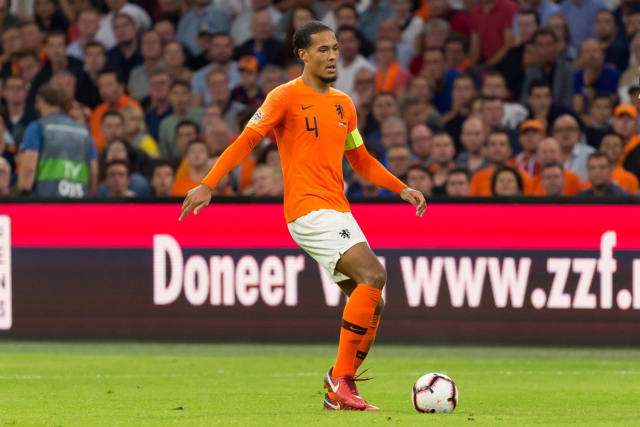 Virgil van Dijk missed Netherlands' second international fixture at the weekend amid concerns about an ongoing rib injury. He first sustained the injury in the Champions League win against Paris Saint-German, playing through the pain barrier in recent weeks.