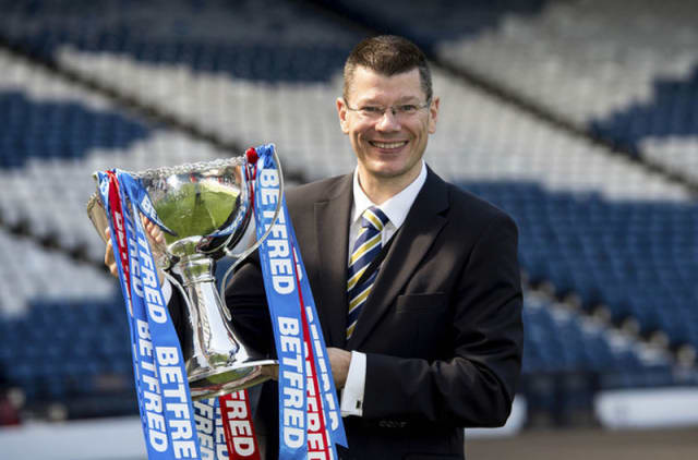 Betfred have extended their sponsorship of Scottish football's League Cup for another season. (Various)