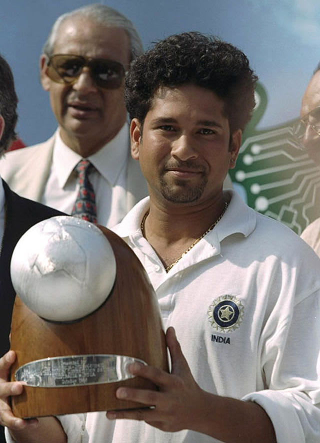 The trophy for the inaugural Border-Gavaskar Test series was not a globe that you could use in geography class.