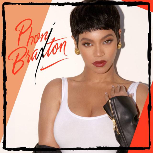 Está muy de moda entre las celebridades personificar a otros famosos. Beyoncé lo demuestra al ponerse e la piel de su colega Tony Braxton.