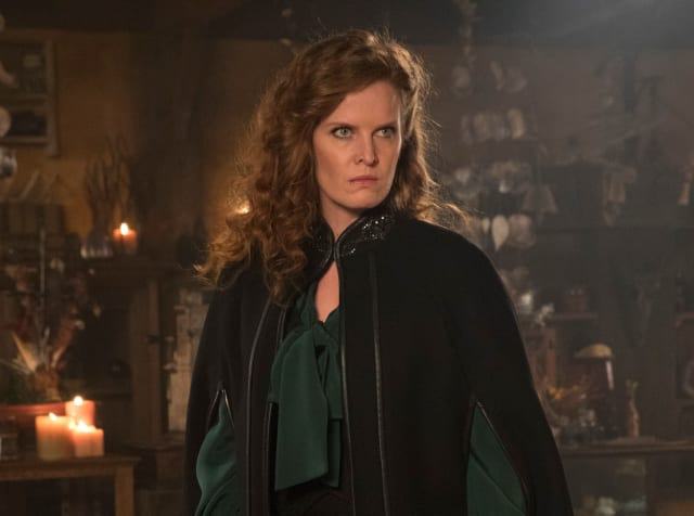 Rank TV's Best Witches << Rotten Tomatoes – Movie and TV News