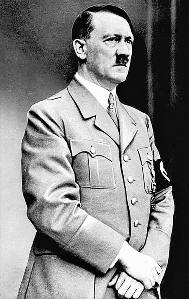 היטלר. צילום: ויקיפדיה