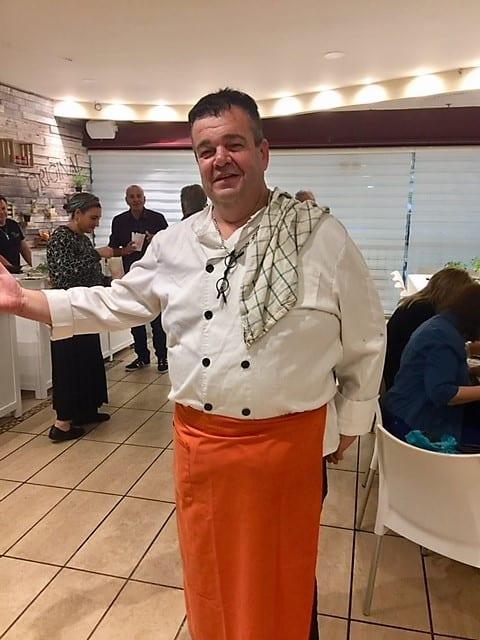 השף אריק פלוטניק
