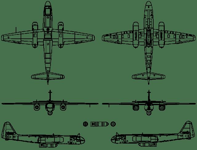 Un esquema del Ar-234.