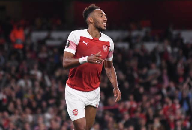 Spurs face an FA enquiry after a fan was arrested for throwing a banana at Arsenal forward Pierre-Emerick Aubameyang. The incident happened after the player celebrated his first goal in the 4-2 North London derby win. (The Guardian)