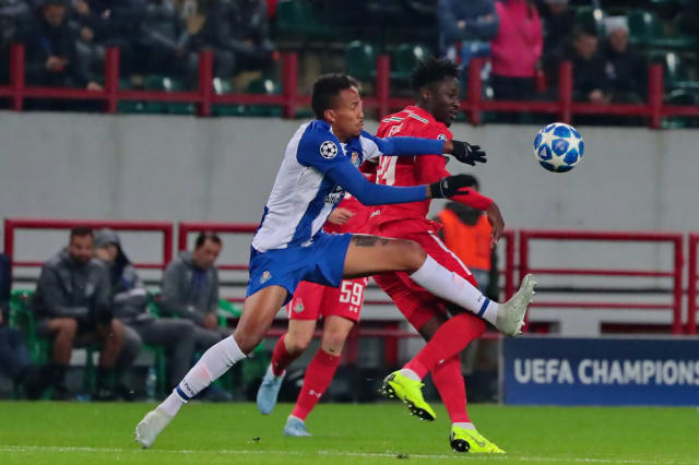 Chelsea are interested in Manchester United target Eder Militao. The centre-back has impressed since joining Porto and can play in a number of positions, including full-back and defensive midfield. (Daily Mail)