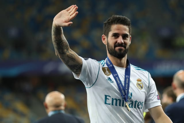 Arsenal, Chelsea and Spurs will fight it out for Real Madrid's Isco. The Spanish international has not started under new boss Santiago Solari and could look for a way out. (The Sun)