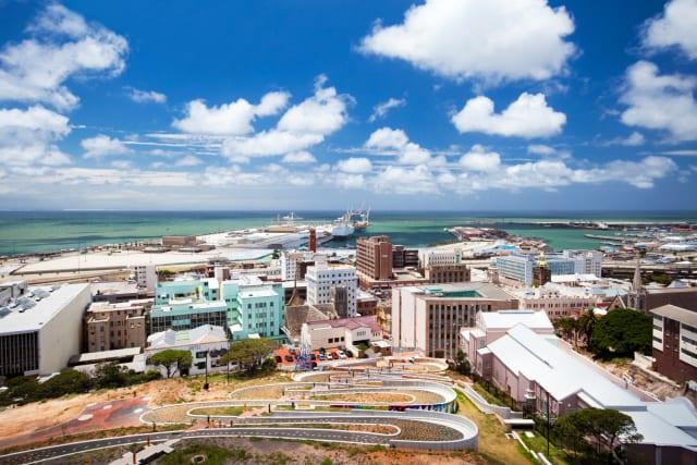 Nelson Mandela Bay schedules