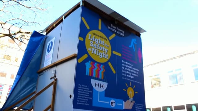 Technology that turns urine into electricity has been developed by scientists at the Bristol Robotics Laboratory at the University of the West of England. Pee Power can power lights and charge mobile phones and has the potential to transform the lives of millions of people in the developing world.
