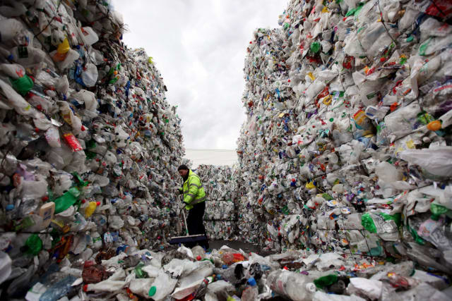 Never mind recycling, scientists at Portsmouth University have grown a protein that eats plastics such as polyethylene terephthalate (PET), much used in the food and drinks industry. The enzyme could revolutionise recycling and prevent thousands of tonnes of non-biodegradable waste clogging up landfill sites and the world's oceans.