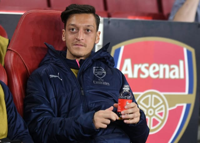Mesut Ozil could go out on loan in January. The player was left out the Arsenal squad for the Spurs defeat in the Carabao Cup during the week, a decision which boss Unai Emery called 'tactical'. (Daily Mail)
