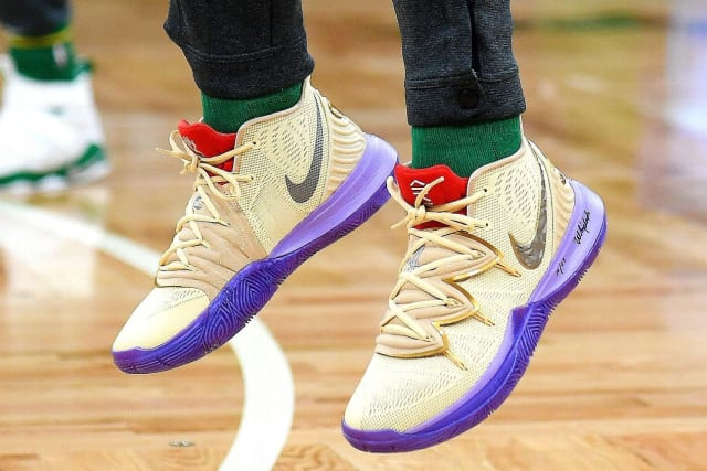 """100% authentic e3471 4460b Nike Kyrie 5 """"Concepts"""""""