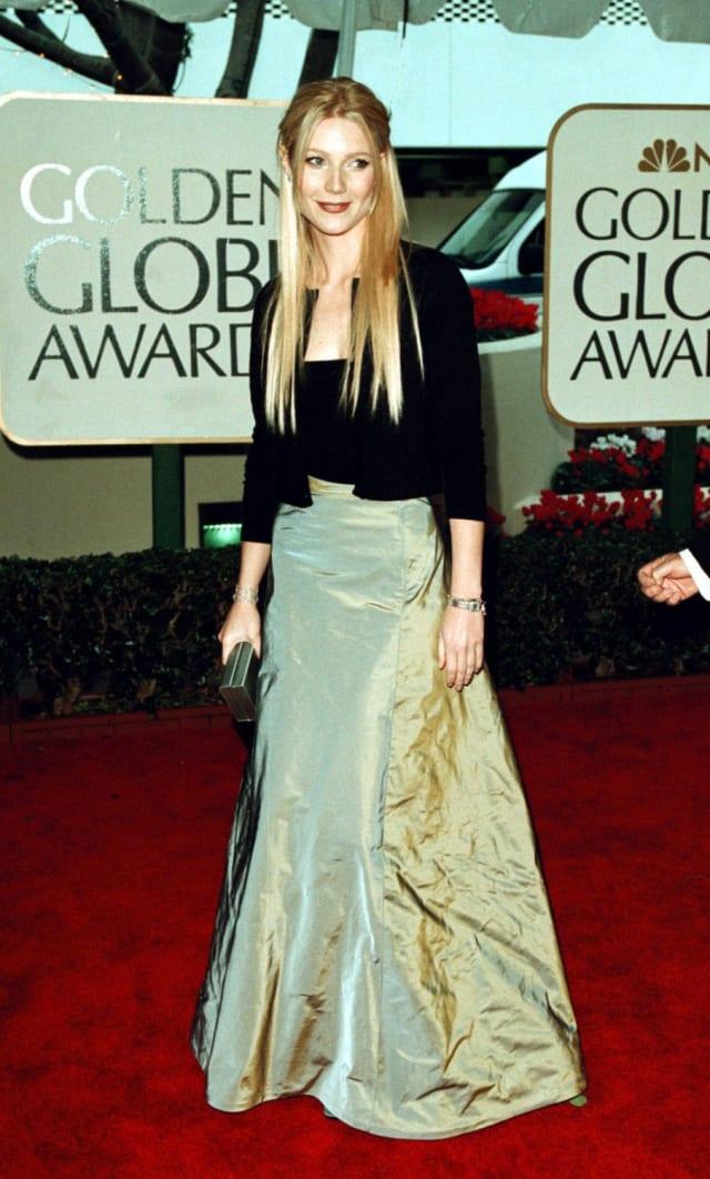 Это сегодня Гвинет – одна из некоронованных королев лаконичного и элегантного стиля, а в 90-х все было куда печальней.