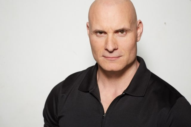 Author/ Fitness Expert/ Actor Jasson Finney