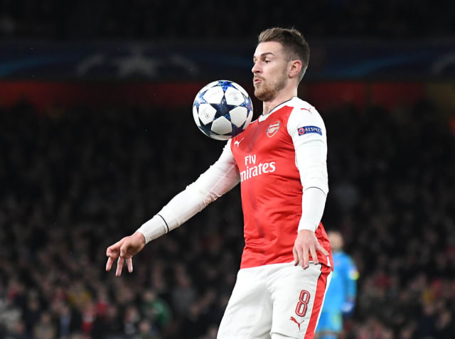 Aaron Ramsey will join Juventus in the summer. The Welshman has signed a four-year deal as a pre-contract agreement with the Old Lady. (Sport Media Set)